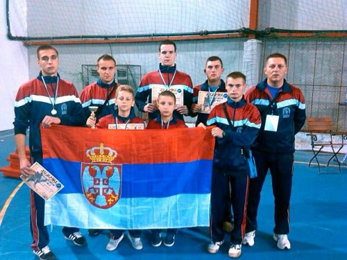 Medalje za NIF sa dva međunarodna takmičenja, iz Rumunije i Temerina