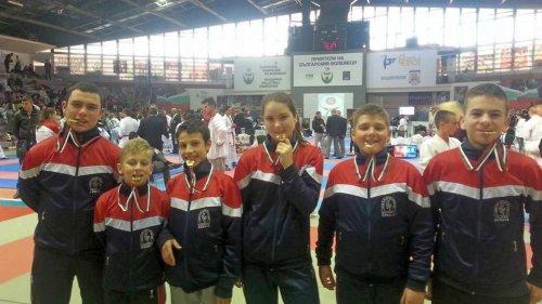 Medalje sa festivala borilačkih sportova