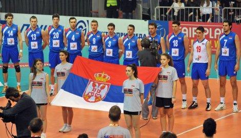 Одбојкаши Србије обе утакмице против Русије играју у Нишу