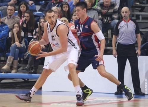 Partizan pobedom počeo odbranu trofeja