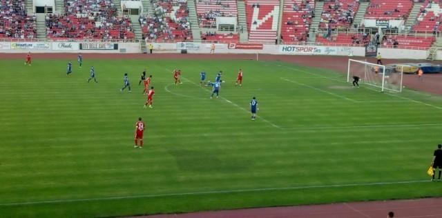 Kosidba na Čairu: Radnički - Vojvodina 5:0