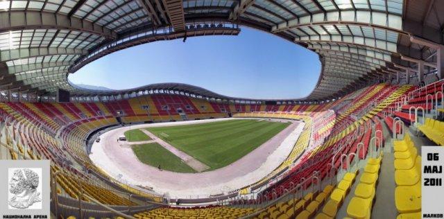 Radnički u nedelju u Skoplju