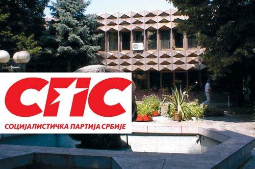 Велики митинг СПС у Пироту: Говоре Дачић и Палма