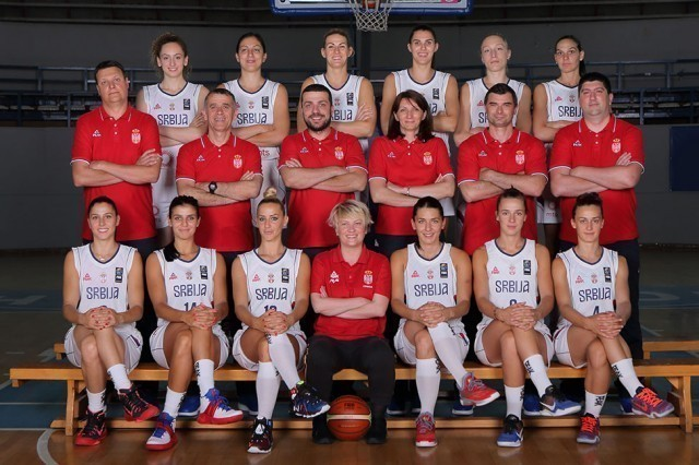 Niš domaćin dela Evropskog prvenstva u košarci za žene
