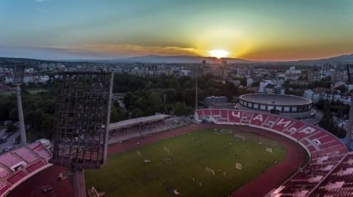 Измена саобраћаја због утакмице Раднички - Војводина