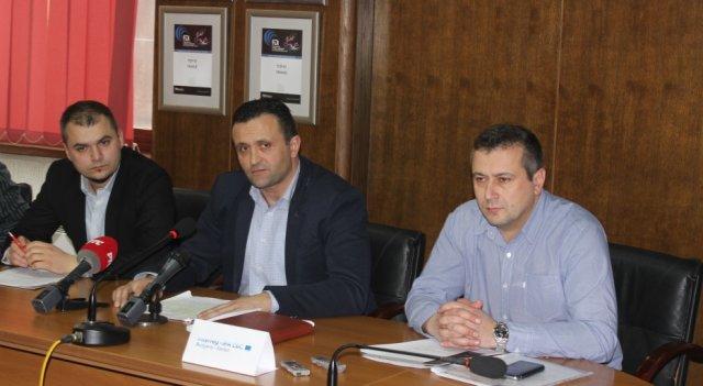 Gradski stadion u Vranju dobija novi izgled