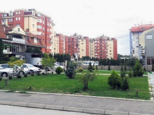 Jedno od niških naselja (Foto Toma Todorović)