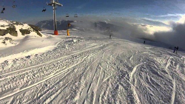 Nastradao skijaš na Staroj planini