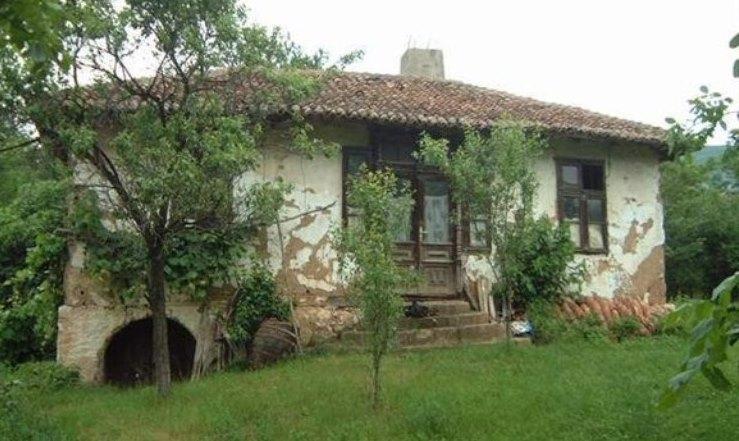 Стара сеоска кућа у Толици