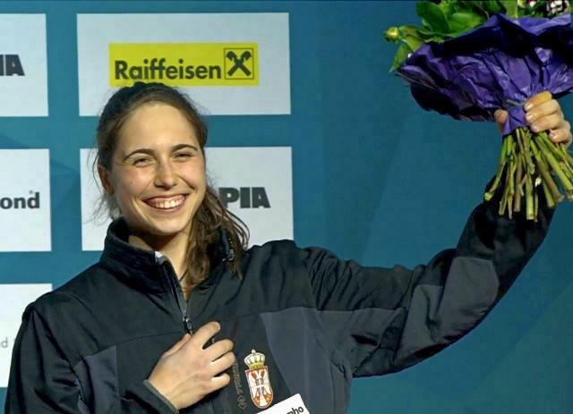 """Најбољи спортиста Ниша Сташа Гејо, најбољи колектив """"Жеља"""""""