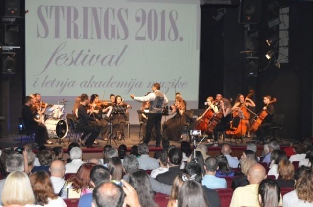 """""""Стрингс 2018. Фестивал и летња академија музике"""""""