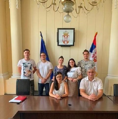 Lokalna samouprava u Prokuplju pomaže studiranje mladih u Rusiji
