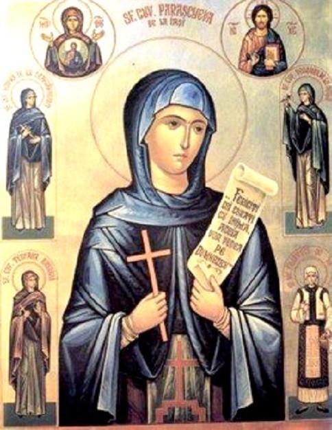 Мошти Свете Петке данас у Нишу