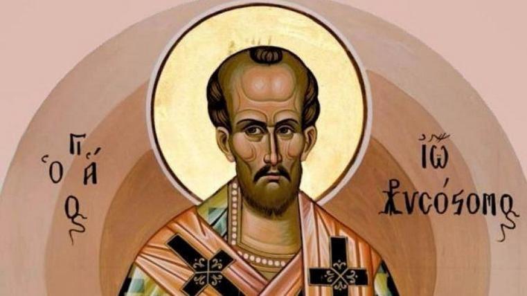 Данас се обележава Свети Јован Златоусти, творац недељне литургије