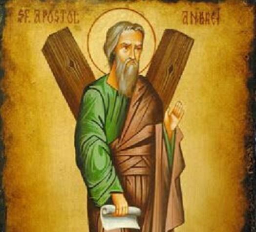 Свети Андреј Првозвани, први Христов апостол - заштитник великих животиња