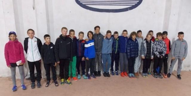Тениски турнир за дечаке и девојчице у Прокупљу