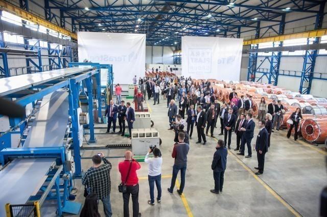 У Лесковцу отворена румунска фабрика сендвич панела, вредна 11 милиона евра