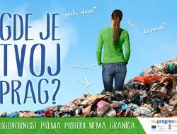 Почиње еколошка кампања о одговорности