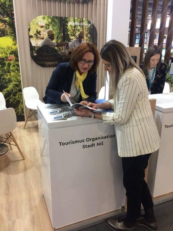 Промоција туристичких потенцијала Ниша на Међународном сајму туризма у Берлину