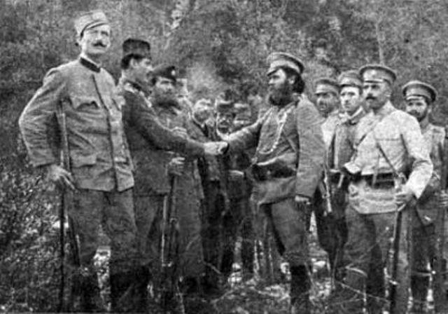 Obeležavanje sto godina od Topličkog ustanka
