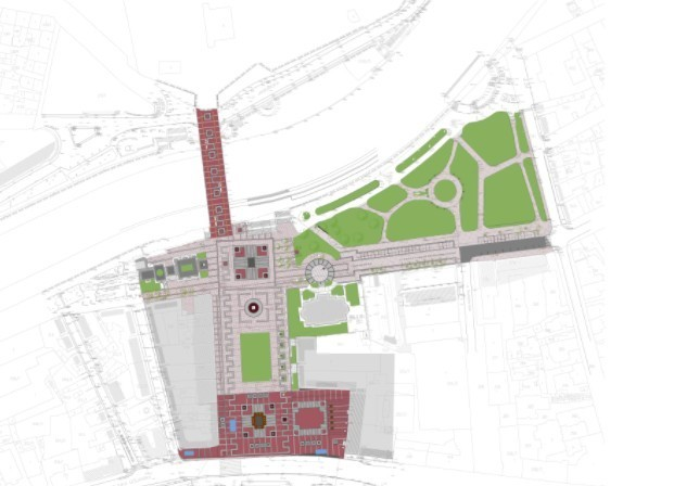 Одржана презентација архитектонског уређења Трга краља Милана