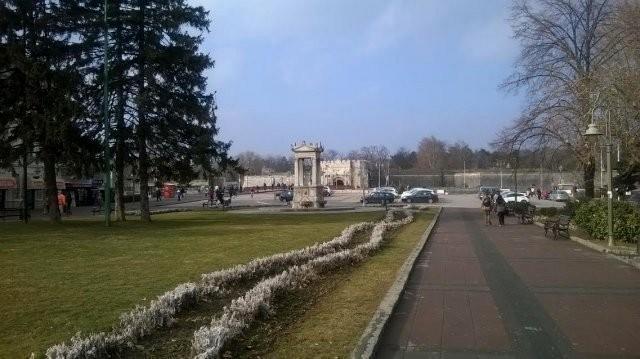 Трг краља Милана - Фото: Јужна Србија Инфо архива