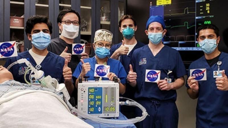 НАСА уступа патент за једноставнији и јефтинији респиратор