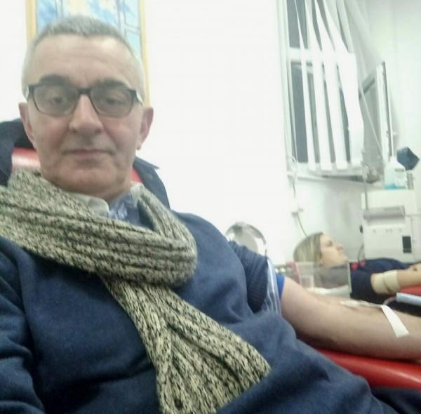 Više stotina Nišlija dalo krv, među njima i direktor Turističke organizacije