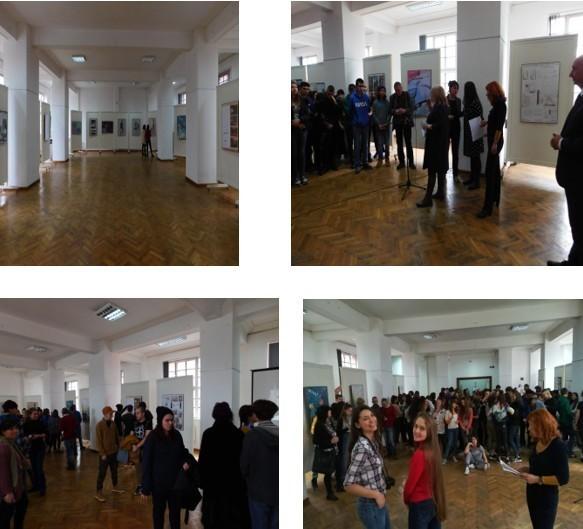 Уметничка школа Ниш на изложби у Софији у оквиру пројекта BALKAN DIRECTION