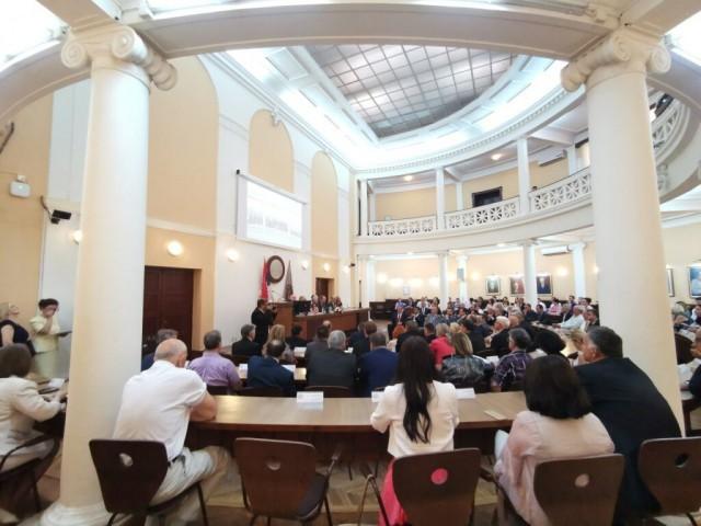 Obeleženo 54 godine Univerziteta u Nišu