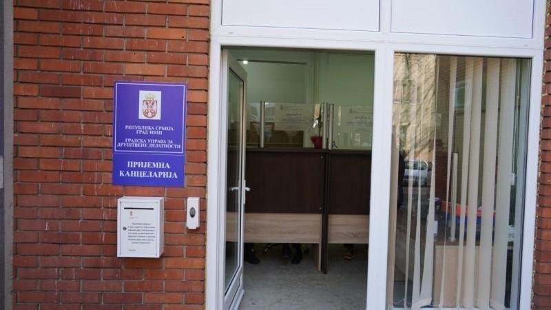 """Лакше до """"папира"""" и информација за осетљиве категорије грађана: Још један услужни центар у Нишу"""