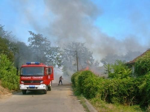 Kazna za izazivanje požara do 50 000 dinara