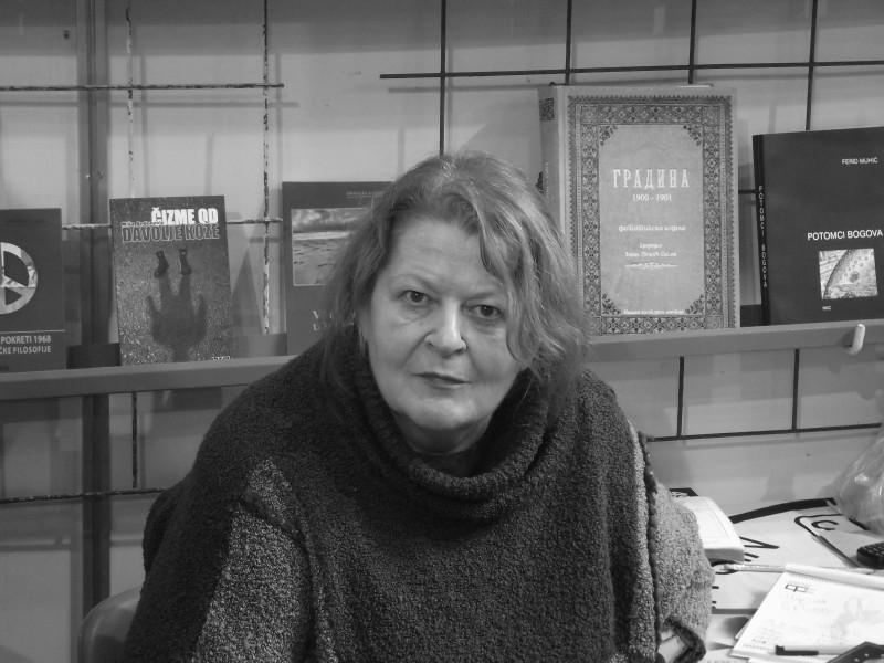 Преминула Верица Новаков - комеморација кад се стекну услови