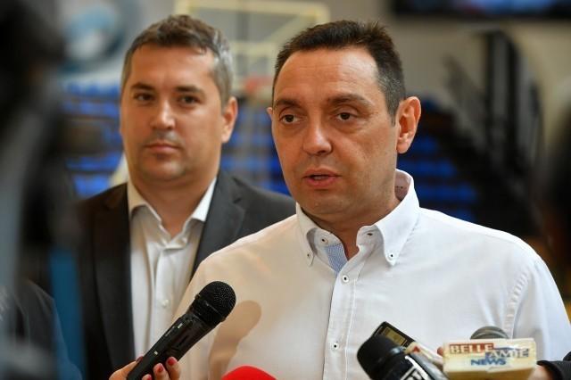 """Министар Вулин у Нишу: """"Војска Косова"""" може да узнемири читав Балкан!"""