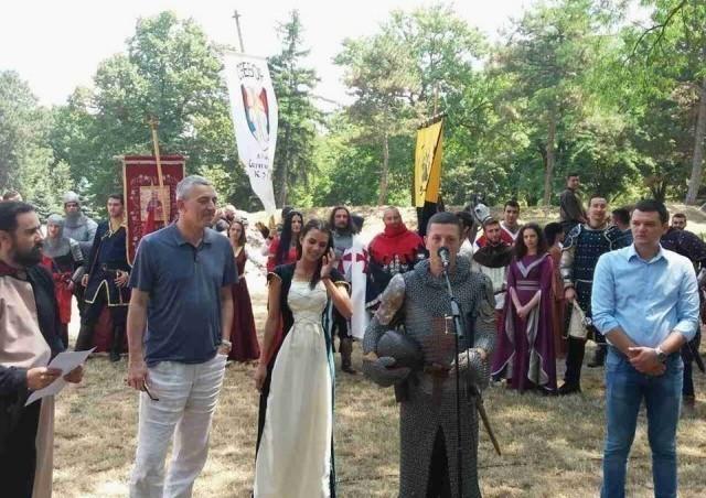 Sa prošlogodišnjeg takmičenja u društvu direktora TON-a Uroša Parlića