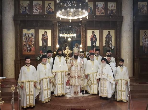 Šest godina arhijerejske službe Vladike Arsenija i tri godine ne čelu Eparhije niške