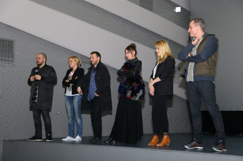 "Film ""Vlažnost"" - nesvakidašnja premijera u Vilinom gradu (foto)"