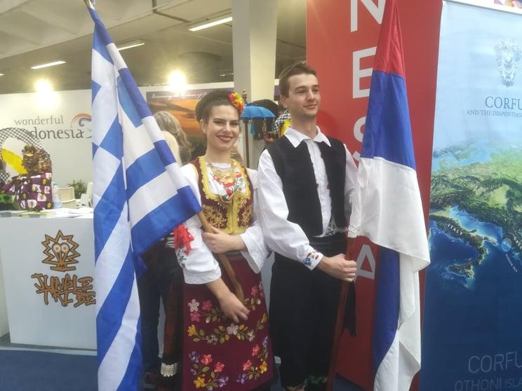 Ставрос, Врасна и Аспровалта спремни за туристе из Србије - Београдски Сајам туризма дао добре резултате