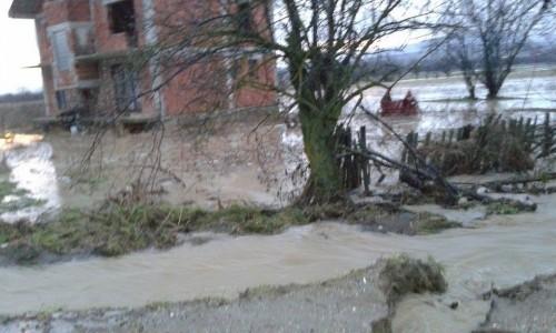 Kritično u Vranju: Obilne padavine ugrozile donji deo grada i Vranjsku Banju