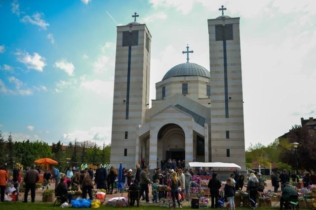 Општина Медијана поделила радост са најмлађима обележавајући Врбицу