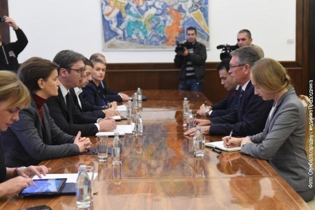 Фото: ПРЕС служба председника Србије