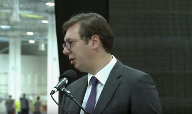 Vučić: Izbori zavise od opozicije, jednu reč da kažu i idemo na izbore! (VIDEO)