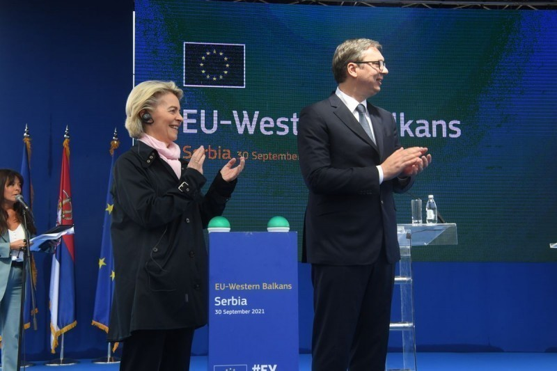 Фото: Председништво Србије / Димитрије Голл