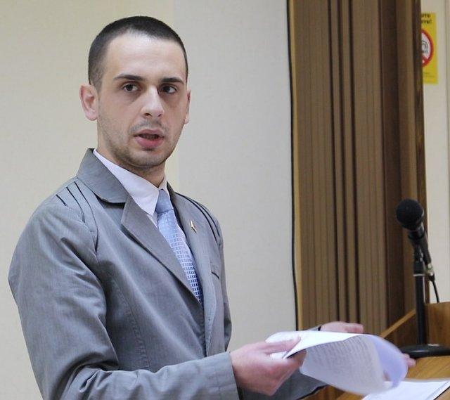 Лазар Вукадиновић (СПС), фото: М.М. Сврљишке новине