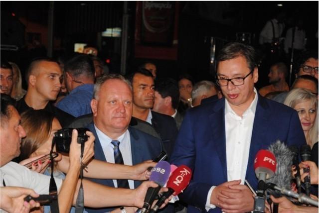 Вучић позвао грађане Србије да ове недеље посете Лесковац