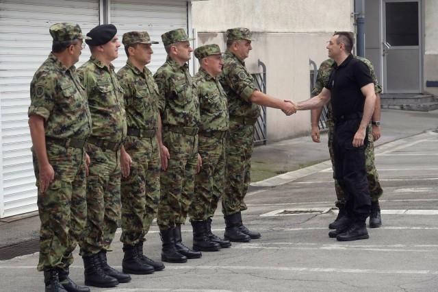 Александар Вулин у Нишу: Србија има највише безбедносних изазова у окружењу!