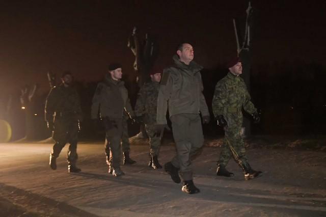 Нишки марш од двадесет километара министра Вулина