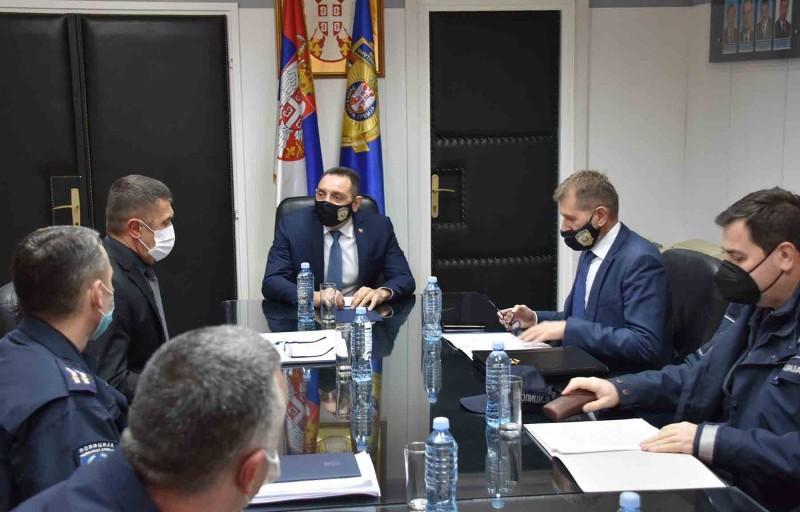 Smenjen Dragan Pešić načelnik saobraćajne policije Policijske uprave u Nišu