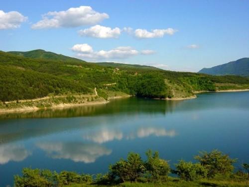 Потрага за утопљеником у Завојском језеру