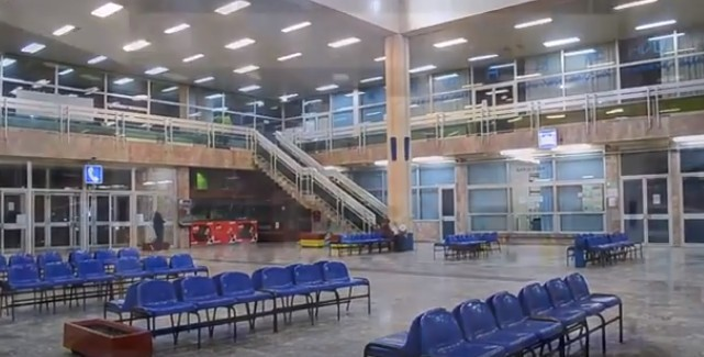 Nova rasveta - zablistala železnička stanica Niš (VIDEO)
